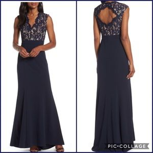 NWT Eliza J formal gown